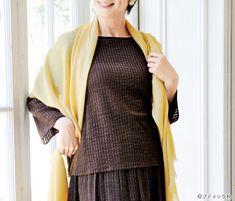 60代&70代におすすめ!おしゃれな秋の手作り大人服の作り方7選 | ぬくもり High Neck Dress, Dresses, Fashion, Turtleneck Dress, Gowns, Moda, Fashion Styles, Dress, Vestidos