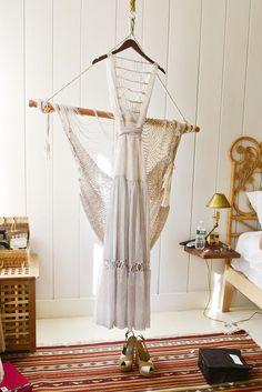 Pamela Love wedding dress. photo by Hannah Thomson