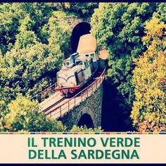 Un suggestivo viaggio sul trenino verde della #Sardegna, attraverso paesaggi selvaggi e incontaminati     Consulta la mappa degli itinerari. Catalogue of the Green Train Travel http://bit.ly/M0PrIN