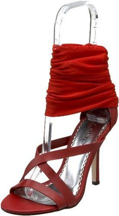 ba85768d8a062 bebe Women s Neil Ankle-Wrap Sandal