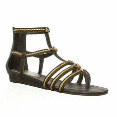 a8c5d8f3cf908a Rachel Roy Womens Sayda Gladiator Sandals in Black Size 6    Read more  reviews of · Womens Flip FlopsRachel ...