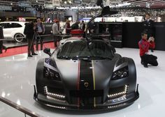 2016 Gumpert Apollo News and Price - Cars News 2016 2017