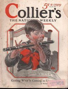 Collier's June 28 1924