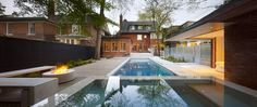 ROSEDALE LANDSCAPE in Toronto, Canada by Drew Mandel Architects