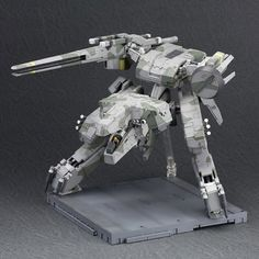 Metal Gear Solid Rex Construction Kit from Gamerabilia £64.99