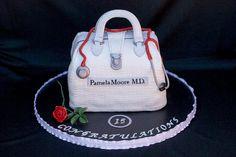 Medical Bag Cake - via Craftsy