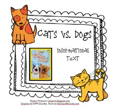 Cats vs. Dogs -- Freebie