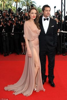 Shock announcement: Angelina Jolie filed for divorce after two years of…