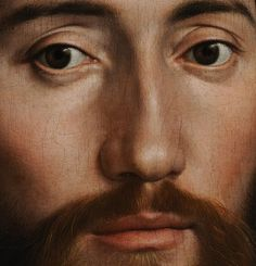 .:. Jean de Dintville, detail from The Ambassadors, by Hans Holbein the Younger