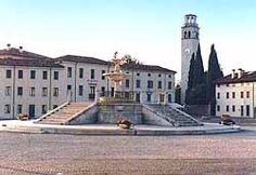Maniago Italy. I lived in this town for roughy 2 years.