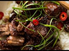 Tender pork in a savoury sweet glaze made with just a handful of supermarket ingredients, Vietnamese Caramel Pork is incredibly easy to make.