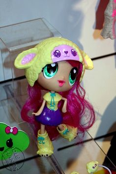 The new Kawaii Crush Line - new this year and super cute! As seen at the NY Toy Fair 2013