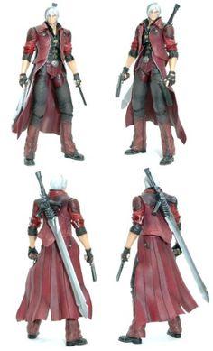 Play Arts Devil May Cry 4 Kai Action Figure Dante - http://www.gamezup.com/play-arts-devil-may-cry-4-kai-action-figure-dante - http://ecx.images-amazon.com/images/I/410QCGZ1-eL.jpg