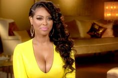 """Kenya Moore Addresses NeNe Leakes' """"Embarrassing"""" Behavior... Please read more and give your thoughts at: http://allaboutthetea.com/2015/01/26/kenya-moore-addresses-nene-leakes-embarrassing-behavior/"""