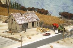 The Neal Farm Display - Back From The Big Show XII - The Toy Tractor Times Online Magazine