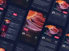 """417 Likes, 8 Comments - Trendy UI Collections (@uicollections) on Instagram: """"Story App by Riko Sapto Dimo  Want to be featured in our page? Just tag us in your post and…"""""""
