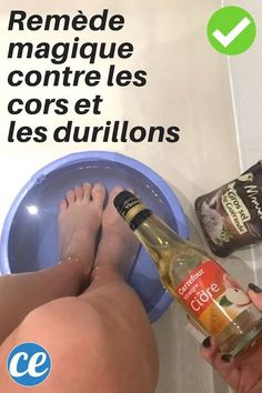 The magic remedy to say goodbye to the horns and calluses on the feet. Health Icon, Health App, Health Logo, Health And Wellness, Health And Beauty, Beauty Care, Diy Beauty, Foot Detox Soak, Body Hacks