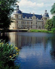 Le château de Serrant, Maine-et-Loire