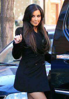 kimmy Kim Kardashian Latest Pics, Kim Kardashian Sexy, Kardashian Beauty, Estilo Kardashian, Kardashian Jenner, Fashion Pictures, Girl Pictures, Kim Hair, Fashion Line