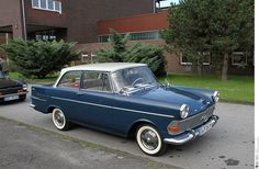 1960 Opel Rekord P2 (01)