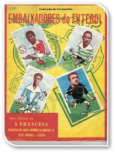 Colecção de Caramelos, Embaixadores do Futebol