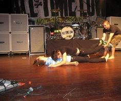 Rian, Leave them alone, they are in love :)