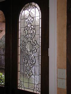 Victorian GLASS DOORS