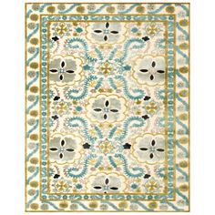 Saphir Cabo Tribal Rug from the Feizy Rugs/Joss and Main