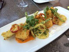 Fritto Misto - Carthay Circle Restaurant -Disney California Restaurant.