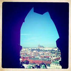 beautiful old town in Prague