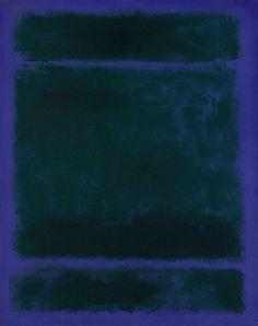 WHATEVER, NEVERMIND — Mark Rothko / Untitled, 1970