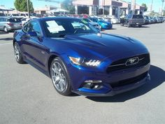2015 Ford Mustang  RWD