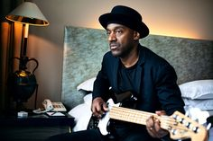 Marcus Miller by Charles Emir Richards