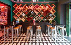 restaurant interior design 2016 - Google Search