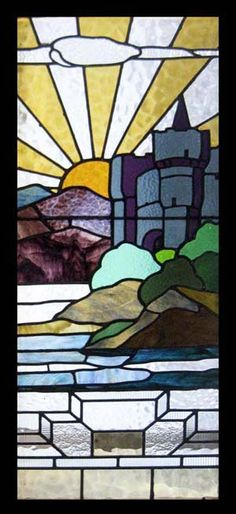 flickr photos stained glass women | Seivo - Image - art deco stained glass panels - Seivo Web Search ...