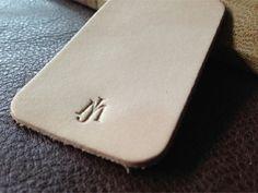 The JM Monogram - Delvetica