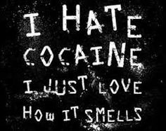 Image result for cocaine t shirt