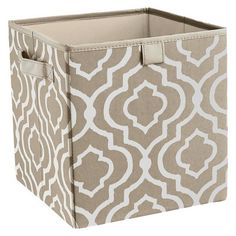 Closetmaid Premium Fabric Cube - Gray Iron Gate