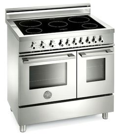 Pro Series 36 inch double oven Induction