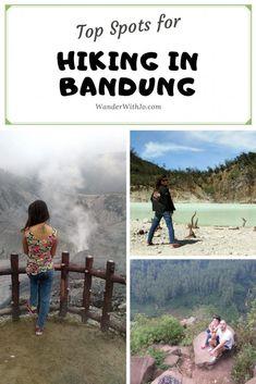 Hiking in Bandung Indonesia