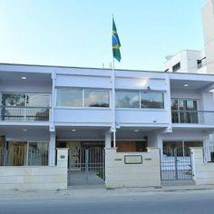Embaixada do Brasil em Nicosia, Chipre