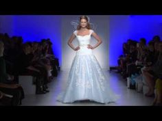 Alfred Angelo designers have created five very special wedding gowns in honor of the the release of the Disney Cinderella Diamond Edition DVD.  Gowns only available until March 2013.    For more information visit http://www.AlfredAngelo.com.