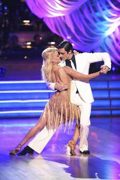 Dancing With The Stars: All-Stars Week 7 Gilles and Peta. Wow. Hotness.