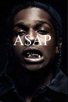 Asap Rocky Grill Aap Rocky Gold Grill Gold Asap Rocky