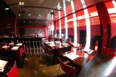 Chino Latino Restaurant in Nottingham, UK