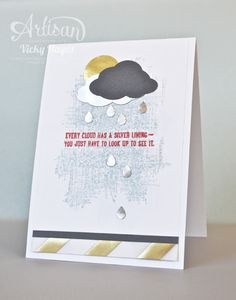 Crafting for a good cause with Stampin' Up