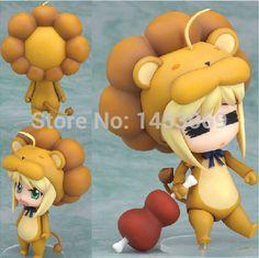 $16.99 (Buy here: https://alitems.com/g/1e8d114494ebda23ff8b16525dc3e8/?i=5&ulp=https%3A%2F%2Fwww.aliexpress.com%2Fitem%2FFate-Stay-Night-Q-version-Nendoroid-50-Saber-Lion-PVC-Action-Figure-Collectible-Model-Toys-Doll%2F32266735936.html ) Fate Stay Night Q version Nendoroid #50 Saber Lion PVC Action Figure Collectible Model Toys Doll for just $16.99
