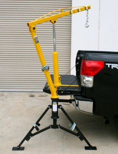 Amazon.com: Maxxtow Towing Products 70238 Receiver Hitch Mounted Crane - 1000 lbs. Capacity: Automotive