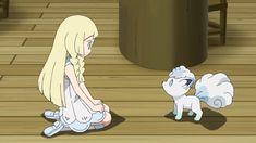 Episode 956: Getting To Know You! Alolan Vulpix, Little Princess, Disney Princess, Girl G, Pokemon Sun, Cool Cartoons, Community Art, Disney Characters, Fictional Characters