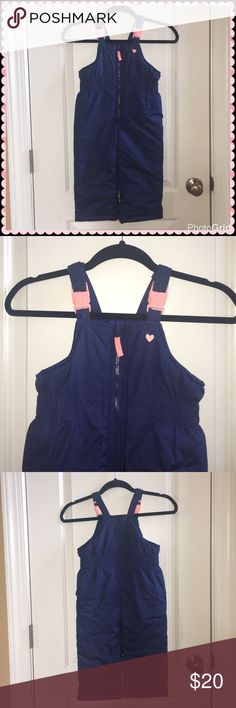 Carter's Snowsuit Girls Carter's Snowsuit. Gently Used / Excellent Condition. Carter's Jackets & Coats